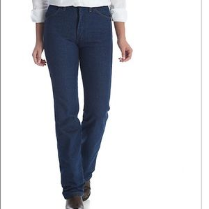🆕 Wrangler Slim Fit Jeans Classic High Waisted